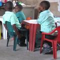 Versterking van het Zambiaanse kleuteronderwijs