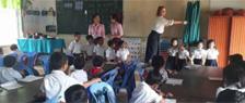 Meer doen met minder in Cambodja