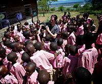 nieuws_Klasse_in_Kenia