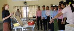 Over stagiaires en vrijwilligers: 'Cambodja, het vervolg'
