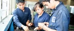 Technisch onderwijs in Ecuador, in de wereld... Onbekend is onbemind