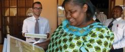 'Grassroots Zambia'-project: laat de klasmuren spreken!