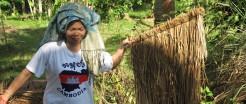 Milieuvaardigheden onderwijzen in Cambodja