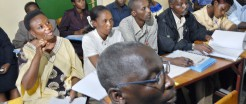 Modules voor een beter schoolbeheer dankzij het programma Schoolmanagement in Rwanda