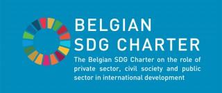 VVOB signs Belgian SDG Charter