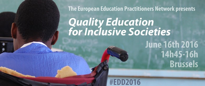 Quality Education for Inclusive Societies