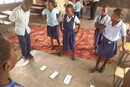 Teaching at the Right Level: Catch Up in Zambia in action