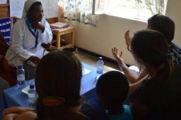 UCLL docenten in Rwanda