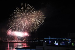 CITIES was launched with a bang at Belgium's participation in the Da Nang Fireworks Festival