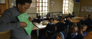 VVOB and EU to remove barriers to learning in South Africa