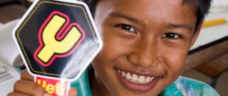 Klasse en VVOB maken de zomer-'Yeti' vanuit Suriname