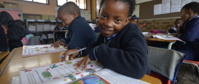 VVOB Save the Children South Africa Literacy Boost