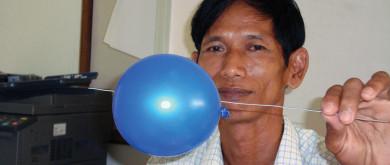 Cambodja - Institutionele capaciteitsopbouw in het onderwijs