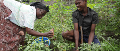DR Congo - Strengthening Primary and Technical Agricultural Education