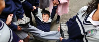 Ecuador, 2008: Schools as actors in change