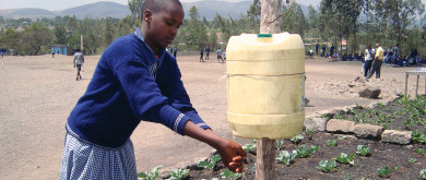Kenya - Healty Learning in Primary Schools