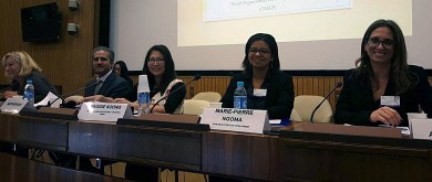 VVOB shares best practices in early education at UNESCO headquarters