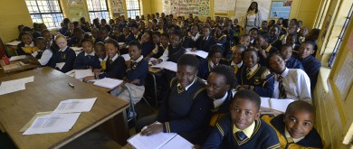 South Africa - Literacy Boost