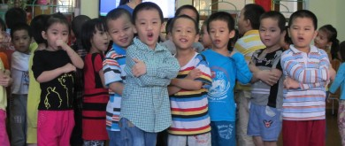 Vietnam - Researching child wellbeing and involvement