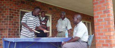 Zambia - Ondersteuning van de lerarenopleiding