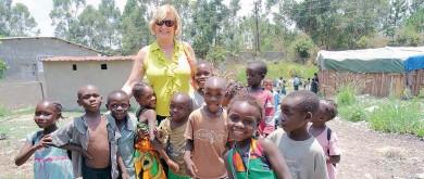 Vlaamse experts in wiskundige initiatie bezoeken het VVOB-programma in Zambia