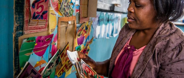 Teacher in Zambia - Opmeer Reports