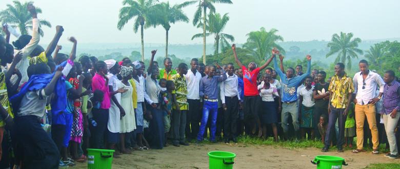 DR Congo - Journées Portes OuVERTES