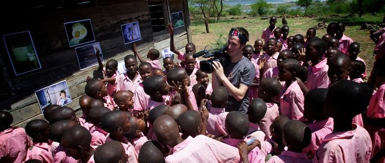 6556.be brengt de verhalen van Vlaamse en Keniaanse scholen