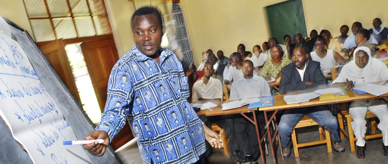 Rwanda - Strengthening School Management