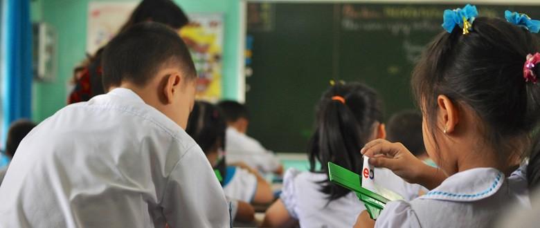 Nadenken over de transitie van kleuter- naar lager onderwijs