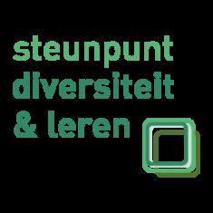 Steunpunt diversiteit & leren logo