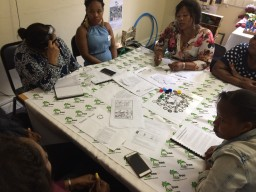 Consultation meeting with ECE practitioners in South Africa