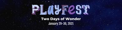 Playfest 2021 banner