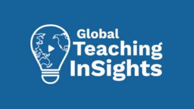 Global Teaching Insights banner logo