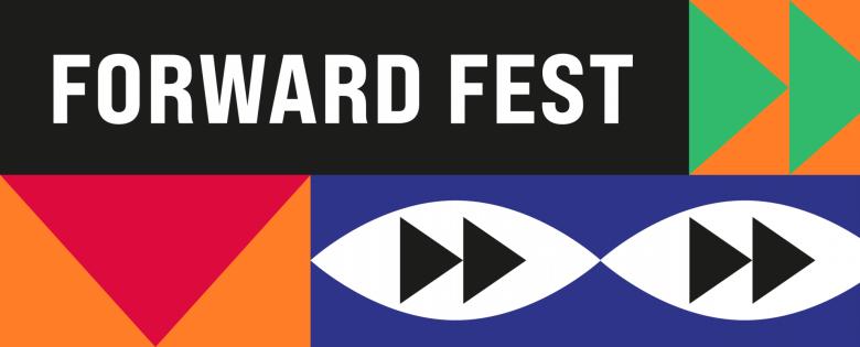 Forward Fest banner